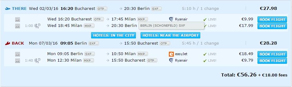 Bilet Berlin