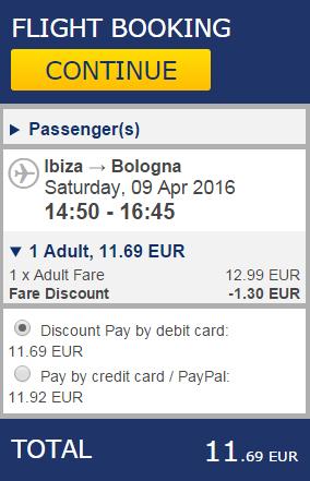 Ibiza Bologna