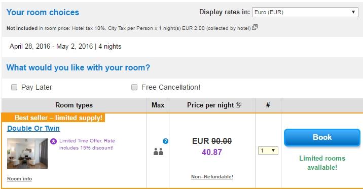 Milano 163 euro