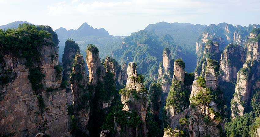 zbor,bilet,ieftin,avion,china,shanghai,zhangjiajie,avatar,travelator
