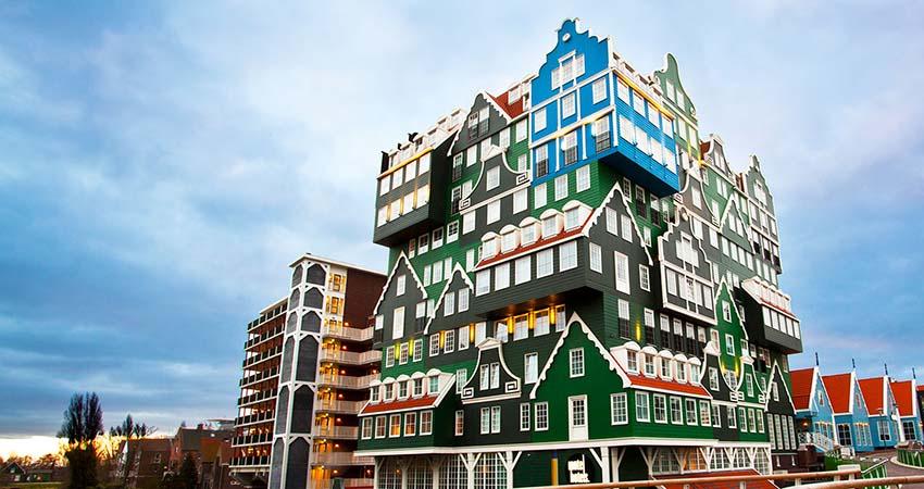 inntel, hotel, olanda, travelator