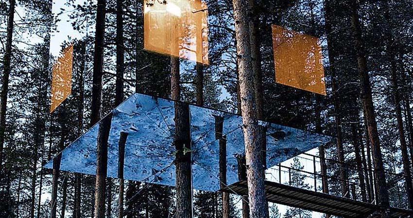 treehotel, suedia,travelator