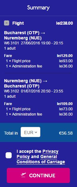 Bucuresti Nuremberg