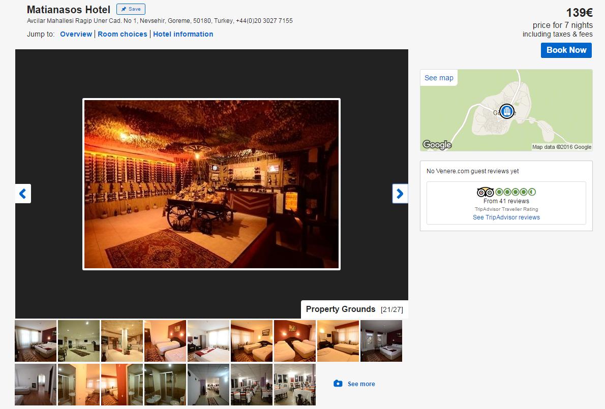 Cazare hotel