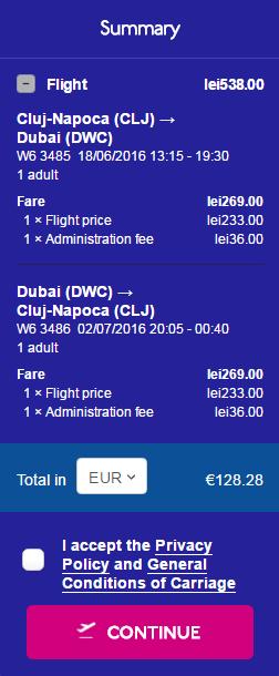 Cluj Dubai