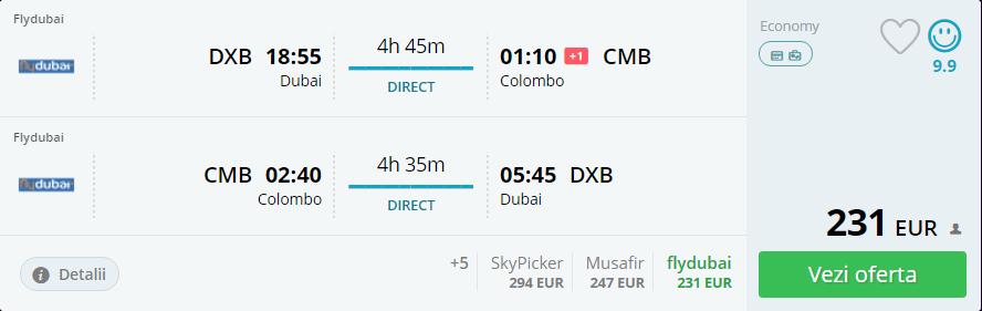 Dubai Sri Lanka