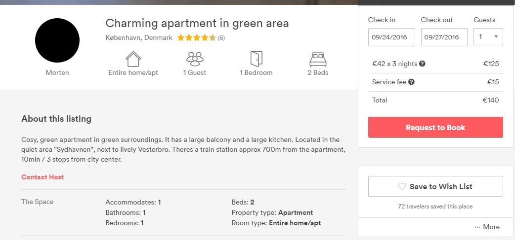 Apartament Airbnb