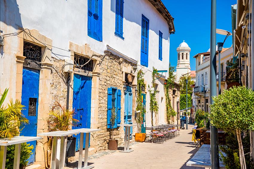 Vacanta in Cipru, 186 euro/p: Bucuresti - septembrie