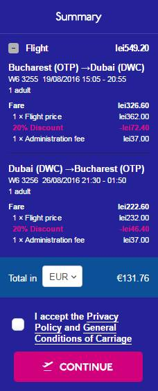 Bucuresti Dubai