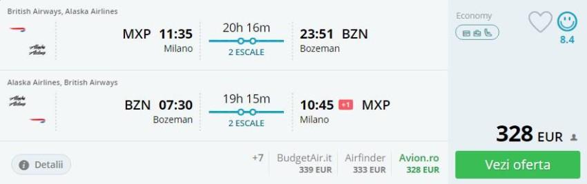 Milano Bozeman
