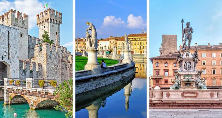zbor ieftin, traseu, travelator.ro, verona, padova, italia, bologna, vacanta ieftina, cazare ieftina, low cost