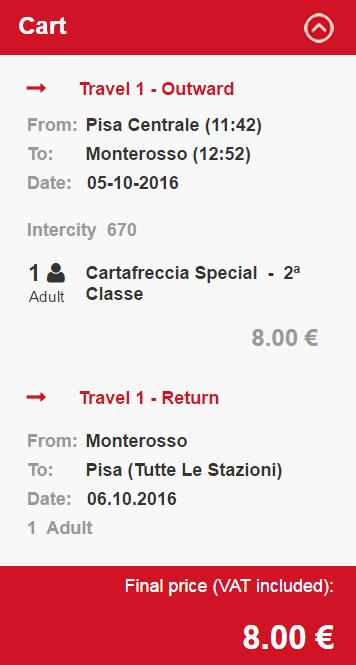 Pisa Monterosso