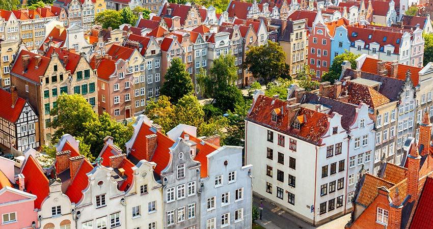 zbor ieftin, vacanta ieftina, polonia, diy, pont calatorie, travelator.ro, gdansk, city break ieftin, city break polonia, city break gdansk