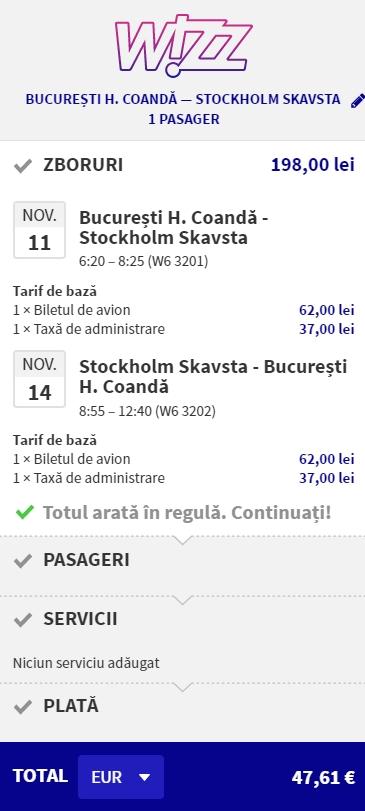 bucuresti-stockholm