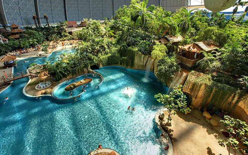 aventura tropicala, berlin, travelator.ro, tropical islands, diy, vacanta ieftina, pont, parc de distractii