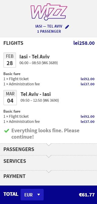 iasi-tel-aviv