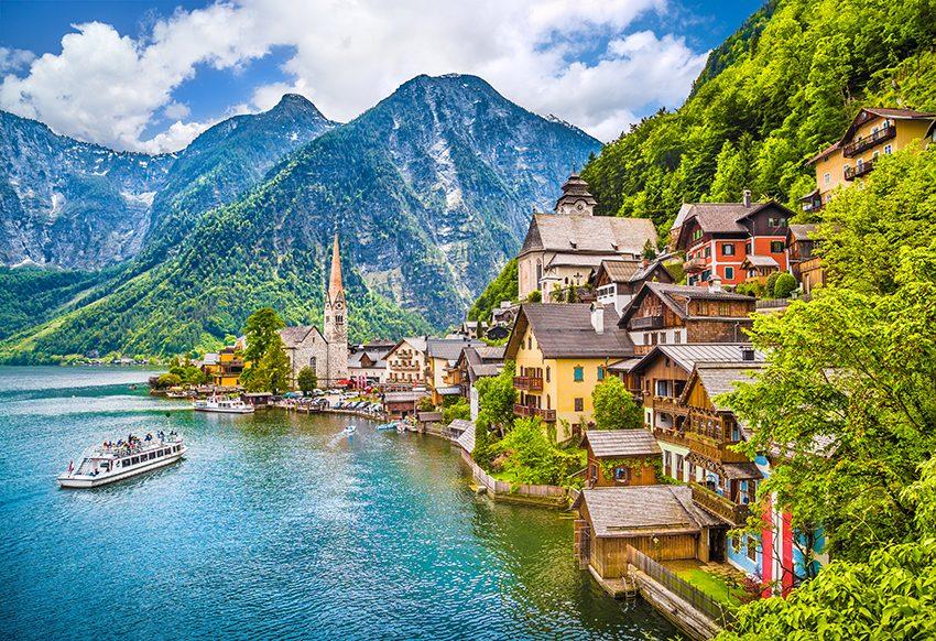 top 10, cele mai sigure tari, travelator.ro, ponturi calatorie, vacante ieftine, austria