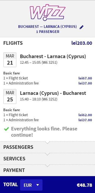 Bucuresti Cipru