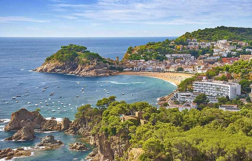 cele mai frumoase plaje, plaje europa, travelator.ro, ponturi vacanta, calatorii, zboruri si vacante ieftine, tossa del mar