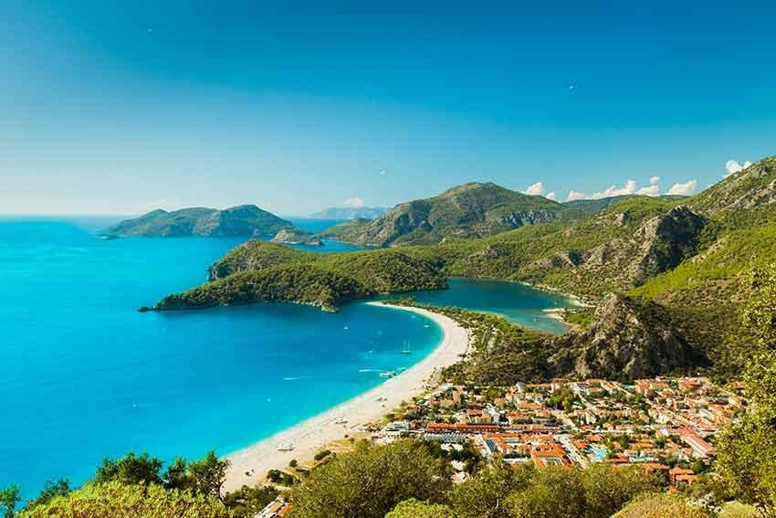 cele mai frumoase plaje, plaje europa, travelator.ro, ponturi vacanta, calatorii, zboruri si vacante ieftine, oludeniz, turcia
