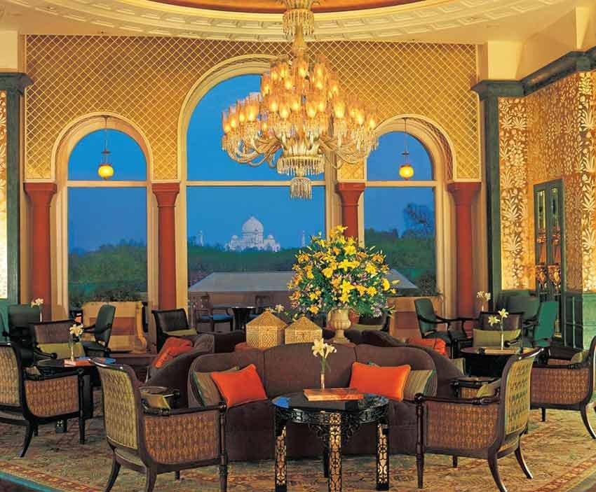10 hoteluri, travelator.ro, ponturi vacanta, hoteluri cu vedere, calatorii, diy, the oberoi amarvilas