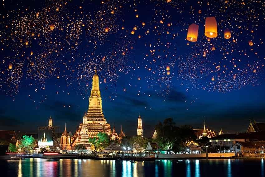 destinatii in care poti merge singur, travelator.ro, ponturi vacanta, tari de vizitat singur, bangkok, thailanda