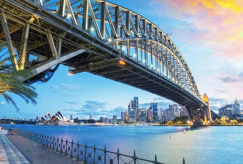 destinatii in care poti merge singur, travelator.ro, ponturi vacanta, tari de vizitat singur, sydney, australia